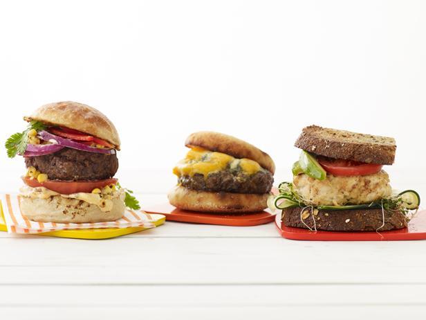 Фото 50 рецептов гамбургеров