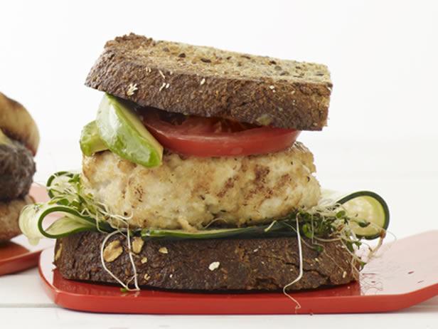 Гамбургер «Калифорния» (№48)