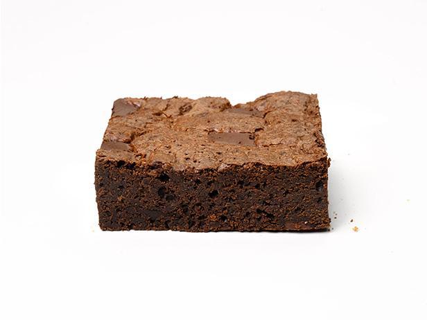 Фото Брауни «Фадж» с шоколадным покрытием