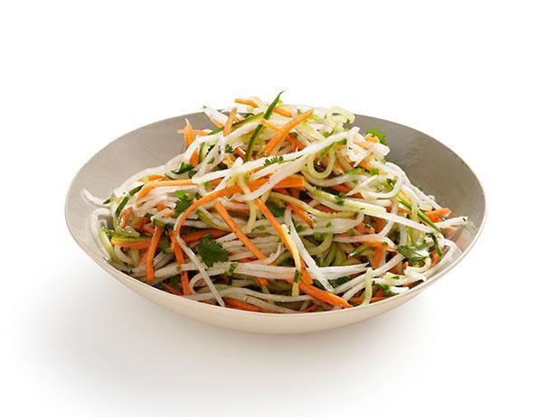 Капустный салат с редькой по-вьетнамски (№33)