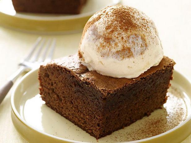 Пирожное «Брауни» по-мексикански