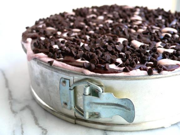 Фото Готовим торт мороженое дома, разные вариации
