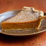 Тыквенный пирог на кефире