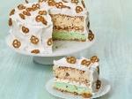 фисташковый Торт-мороженое