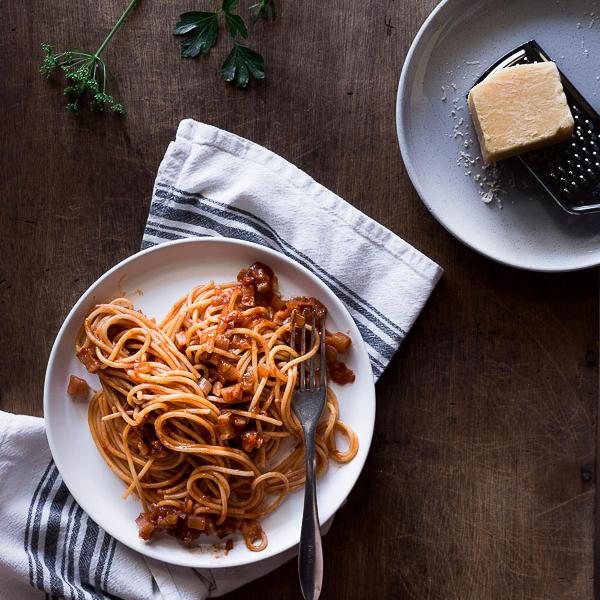 Спагетти аматричана (№ 19)