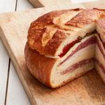 Сэндвич «Муфулетта»