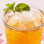 Алкогольный сладкий чай с имбирем