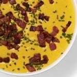 Сливочный дип-соус с тыквой и сидром