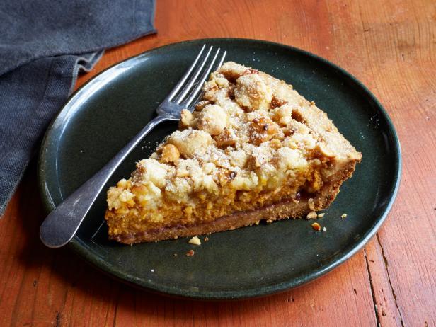 Фото Линцский торт с тыквой