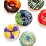 Идеи для украшения пончиков