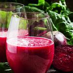 Как очистить и выжать сок из свеклы