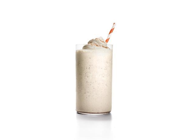 Фото Молочный коктейль со вкусом тыквенного пирога