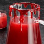 Напиток для вампиров «Кровавый апельсиновый пунш»