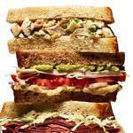 Фото 50 рецептов сэндвичей