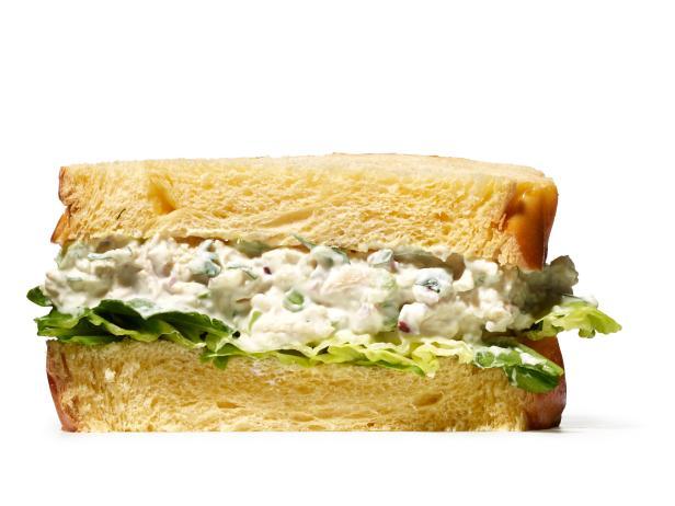 Сэндвич с куриным салатом и эстрагоном (№ 44)