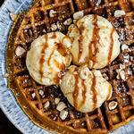 Вафли из овсянки – кулинарный рецепт