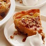 Как приготовить яблочно-тыквенный пирог с грецкими орехами