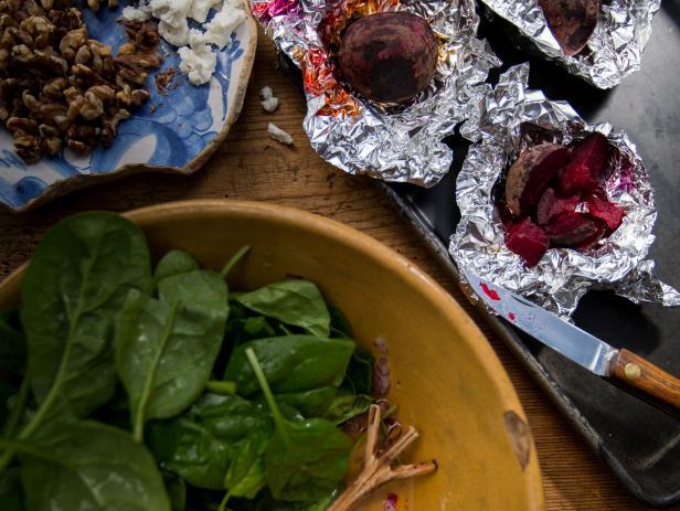 Фото Лучший салат из свеклы