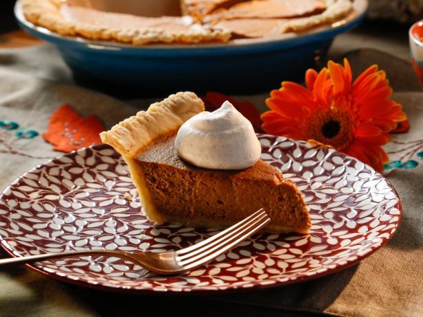 Фото Тыквенный пирог в духовке