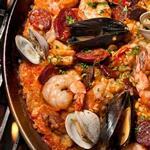 Джамбалайя «Фра Дьяволо» с морепродуктами
