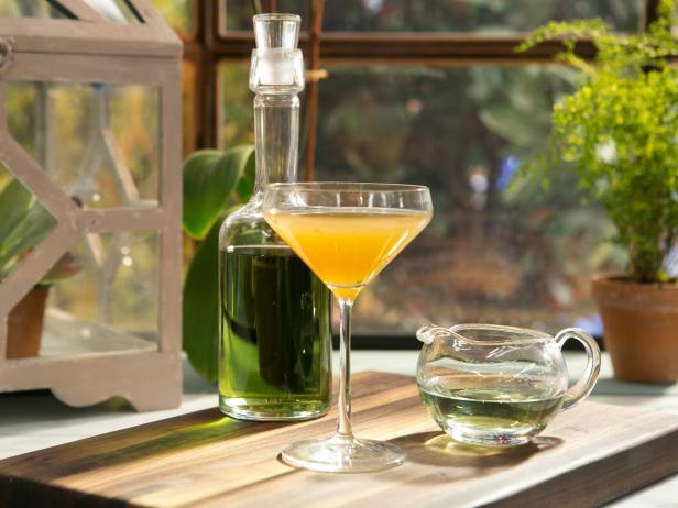 Фото Цитрусовый коктейль с эстрагоном