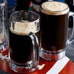 Шоколадно-малиновое пиво