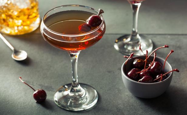 Фото Домашняя мараскиновая вишня (коктейльная вишня)