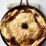 Закрытый пирог с курицей от Джейми Оливера