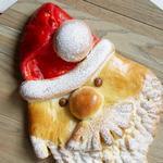 Пирог «Дед Мороз»