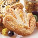 Слойка с сыром «Пальмье»