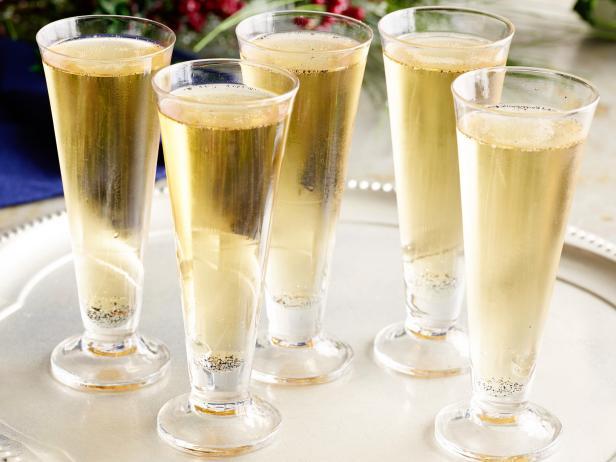 Фото Коктейль «Виски с шампанским»
