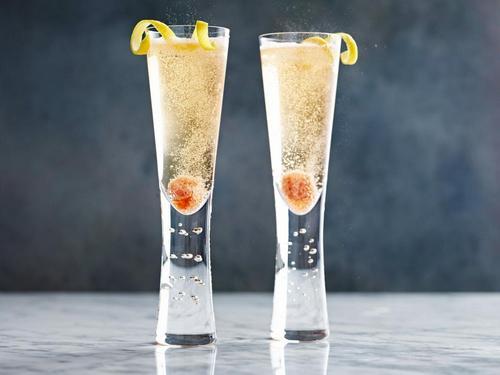 Шампанское с биттером