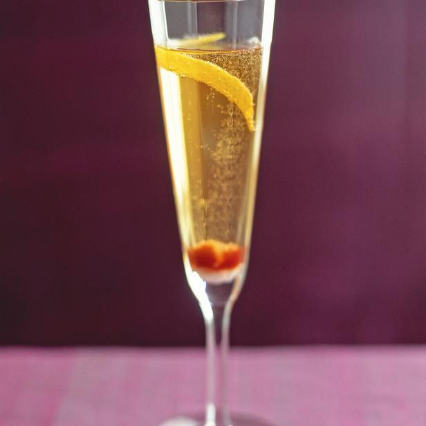 Фото Охлажденное шампанское
