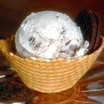Домашнее мороженое с печеньем орео без мороженицы