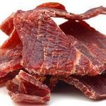 Домашнее вяленое мясо джерки из говядины