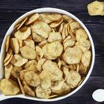 Чипсы из картофеля в домашних условиях