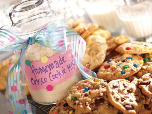 Фото Смесь для выпечки домашнего печенья