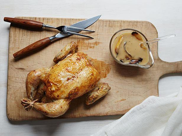 Фото Ужин для двоих из курицы