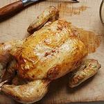 Ужин для двоих из курицы