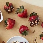 Клубника в шоколаде на День влюбленных