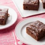 Шоколадные пирожные на День святого Валентина