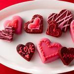 Десерты «Красный бархат» ко Дню влюбленных