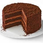 Бруклинский торт «Блэкаут» с шоколадной крошкой