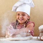 Готовим домашний хлеб с детьми