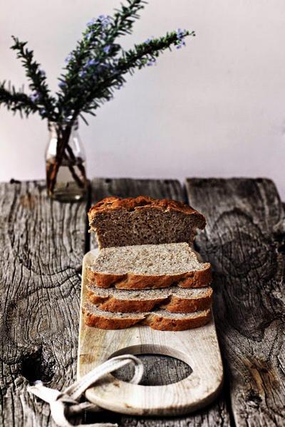 Фото Домашний ржаной хлеб