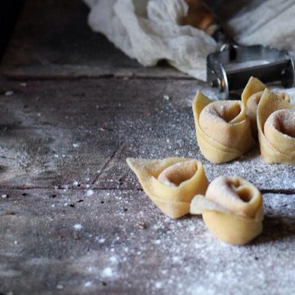 Фото Паста на желтках домашнего приготовления от Джейми Оливера