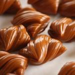 Шоколадные конфеты-тянучки «Тэффи»