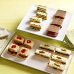 50 рецептов британских мини-сэндвичей к чаю