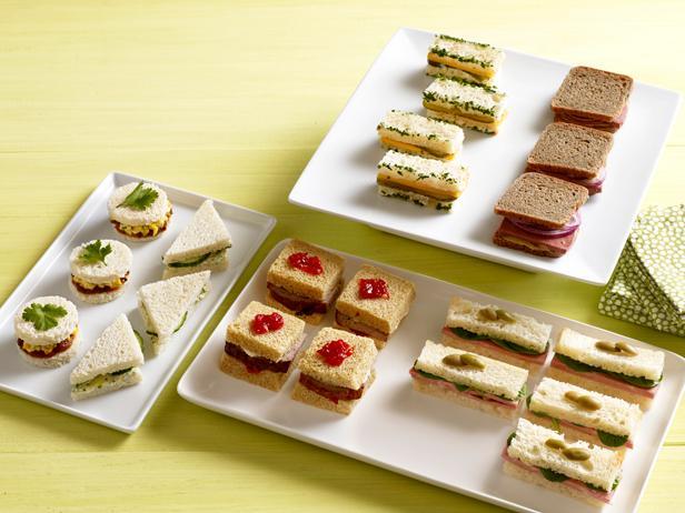 Фото 50 рецептов британских мини-сэндвичей к чаю