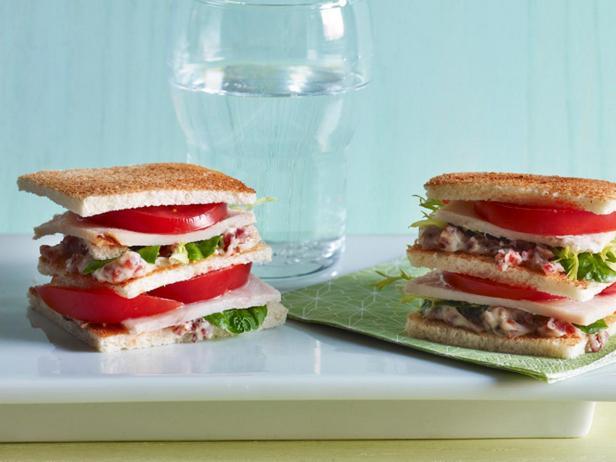 32. Сэндвич «BLT»